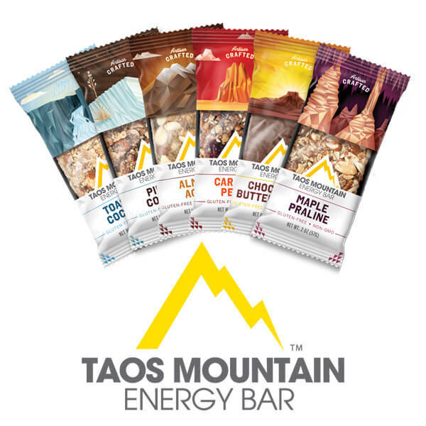 Taos Mountain Energy Bar