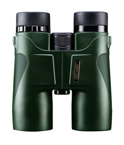 USCAMEL 10x42 Military HD Zoom Vision Binoculars Telescope Army Green