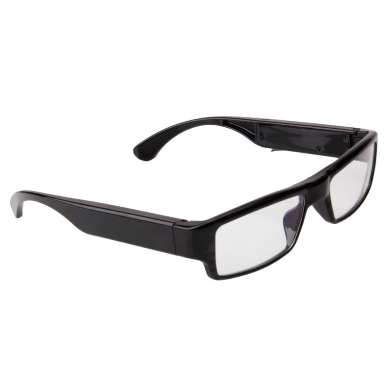 5MP HD 720P Glasses Camera DVR Video Recorder Sun Eyewear Hidden Camera
