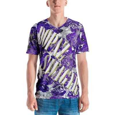 Smoky Violet DS T-shirt