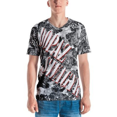 Syn City Smoky Rose DS T-shirt