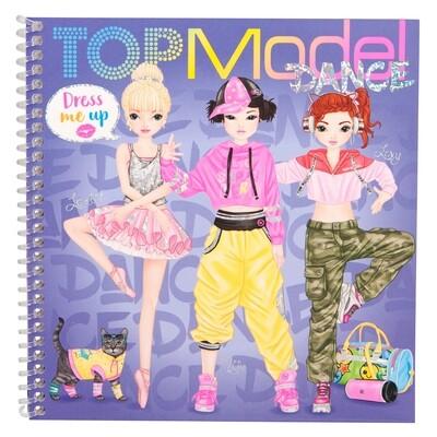 TOPModel Альбом с наклейками Наряди Меня