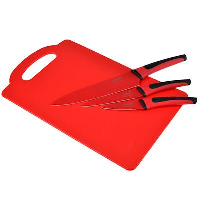 Набор ножей с разделочной доской 803-305