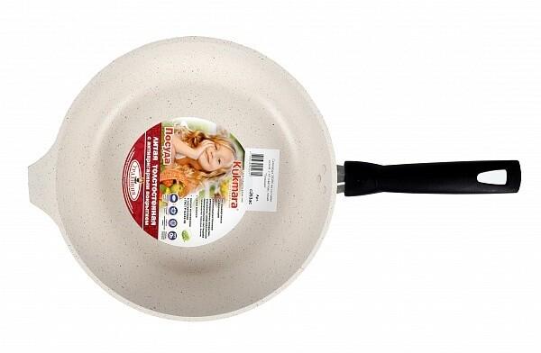 Сковорода 260/60мм со съемной ручкой АП с263ас