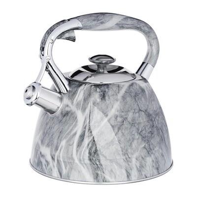 Чайник стальной 2.7 л индукция Vetta