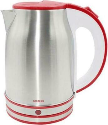 Чайник электрический Gelberk GL-327 красн. 2л.