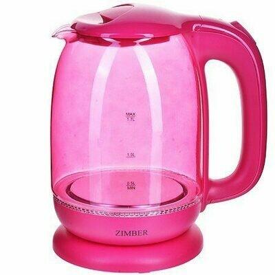 Чайник электрический 1.7 л Zimber 11240