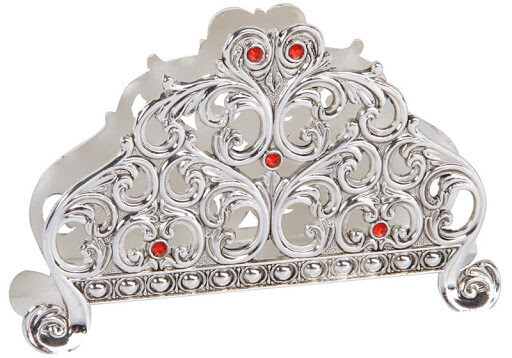 Салфетница 135035-Silver