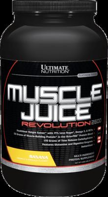 Muscle Juice Revolution 2600 Ultimate Nutrition