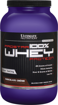 ProStar 100 % Whey Ultimate Nutrition