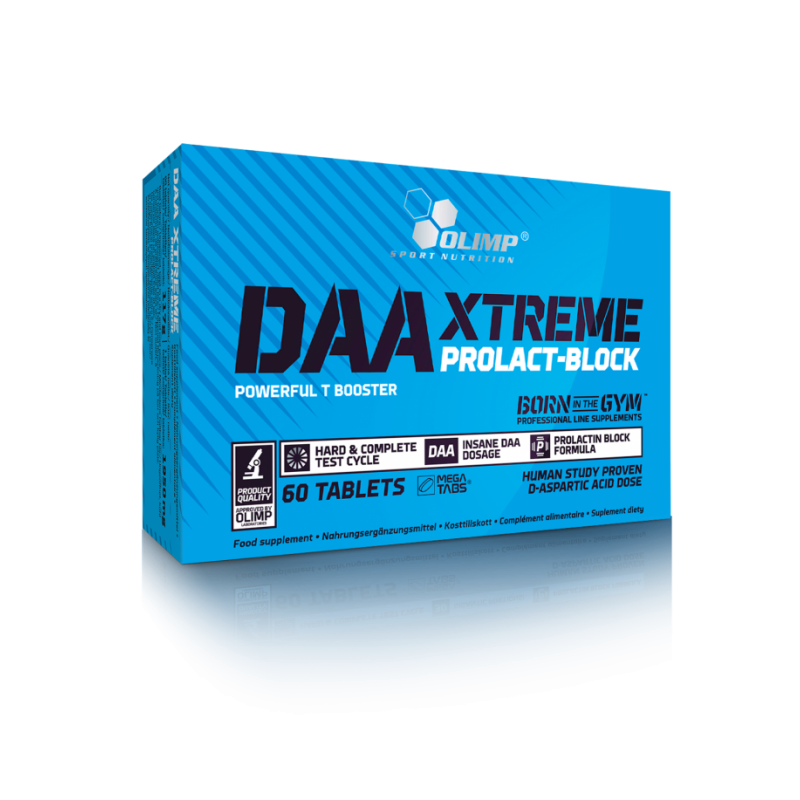 DAA Xtreme Prolact block Olimp