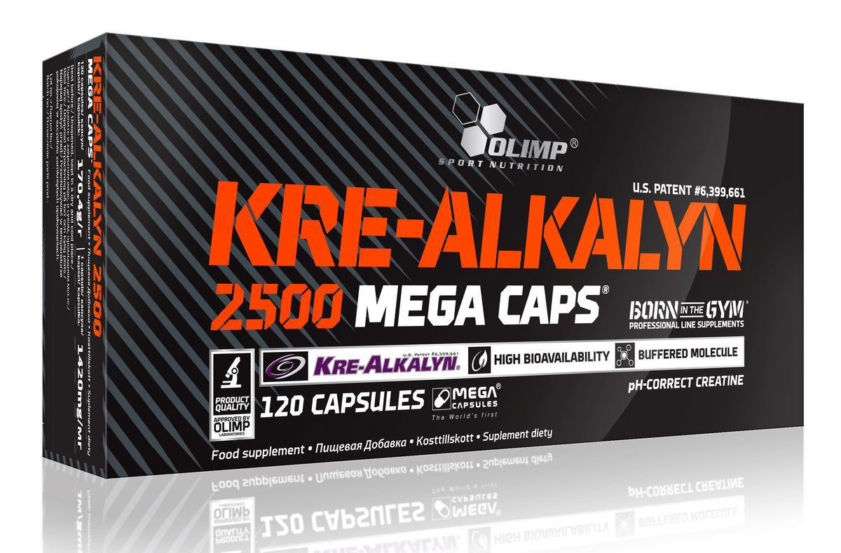 Kre-Alkalyn 2500 Mega Caps Olimp