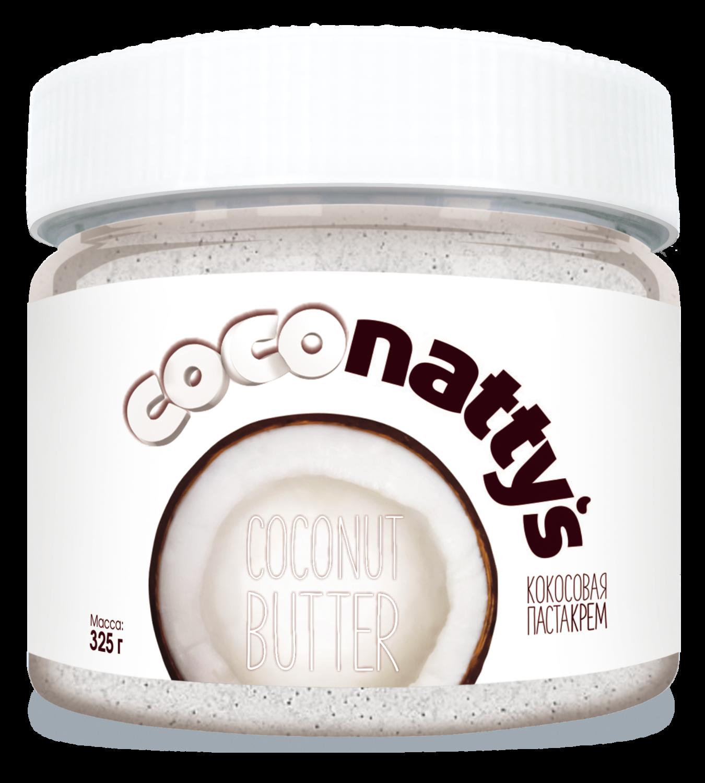 Кокосовая паста-крем Nattys