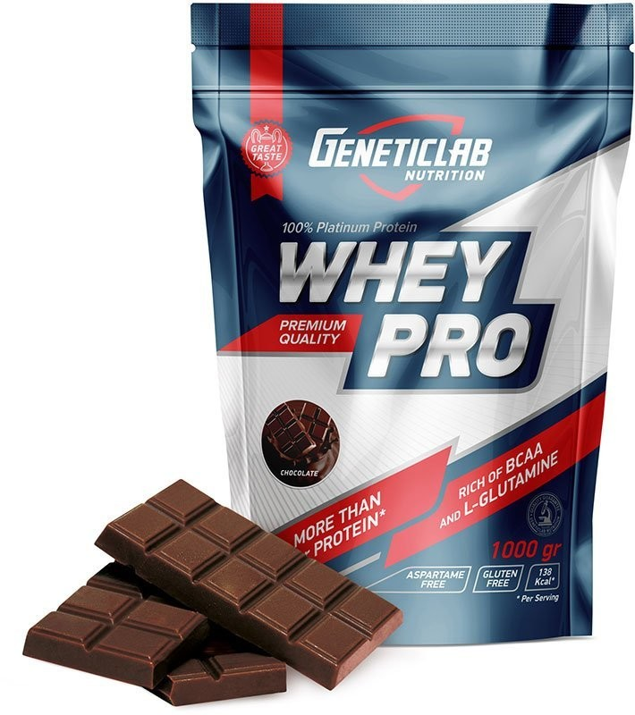 Whey Pro GeneticLab