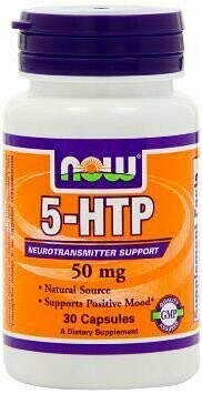 5-HTP 50 мг Now