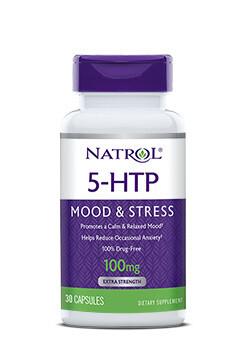 5-HTP 100 мг Natrol