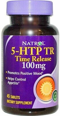 5-HTP Time Release 100 мг Natrol