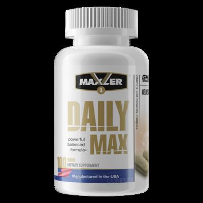 Daily Max Maxler