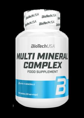 Multi Mineral Complex Biotech USA