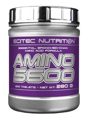 Amino 5600 Scitec Nutrition
