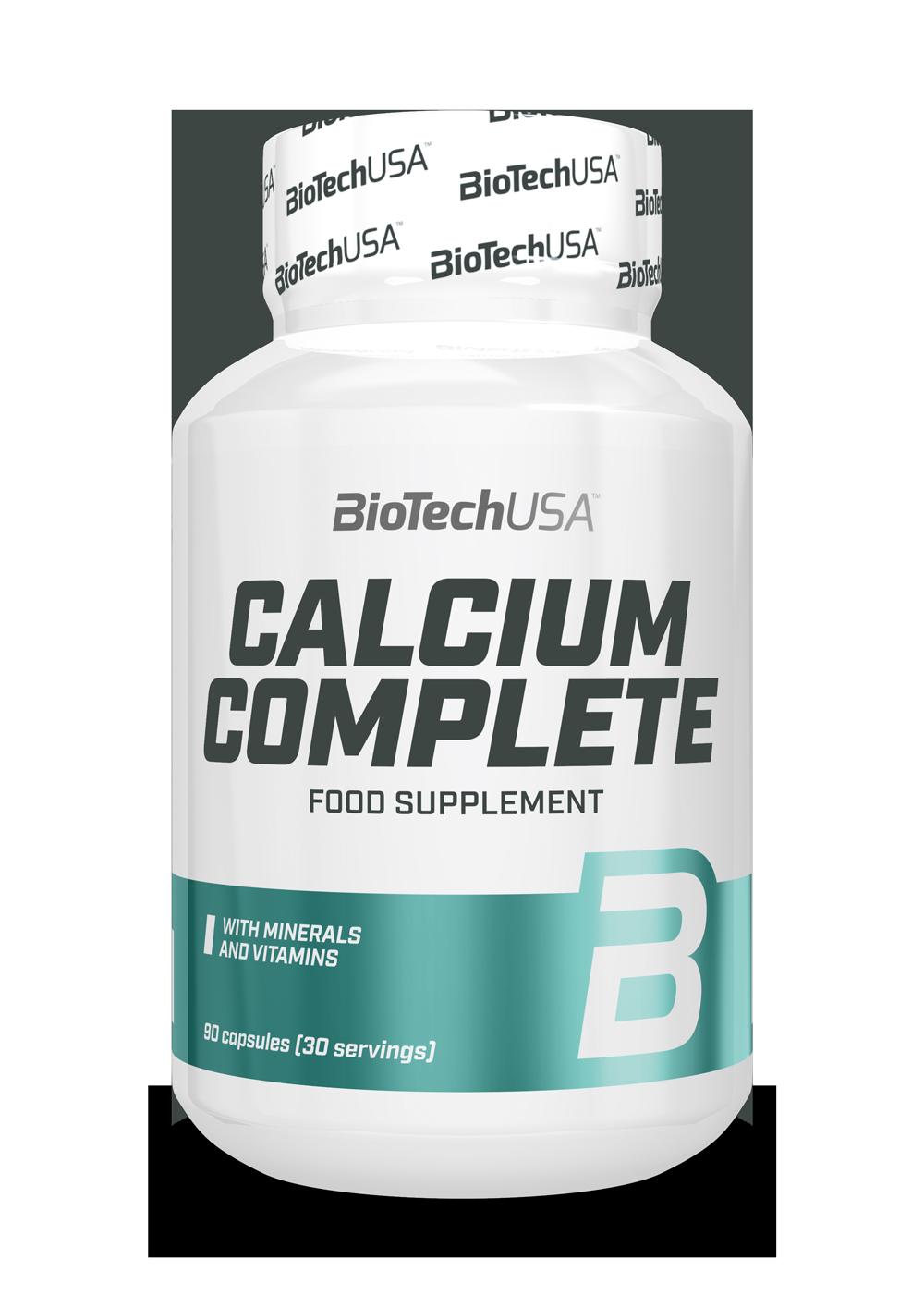 Calcium Complete BioTech USA