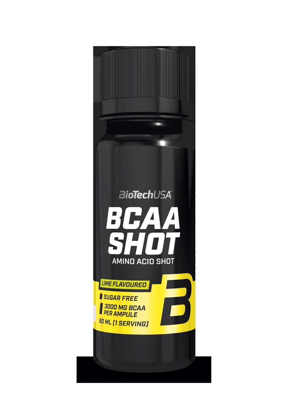 BCAA Shot BioTech USA