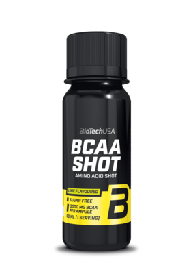 BCAA Shot BioTech USA