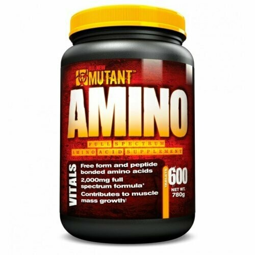 Amino Mutant 600 таб.