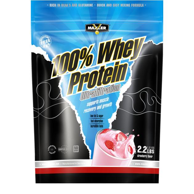 100% Whey Protein Ultrafiltration Maxler