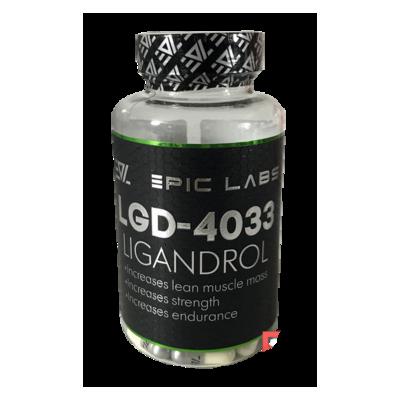 Ligandrol LGD-4033 Epic Labs
