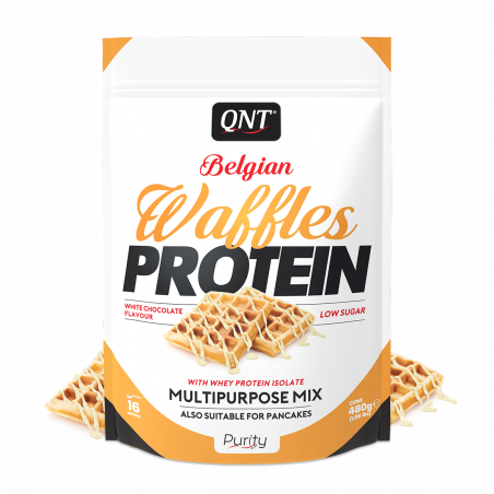 Waffles Protein QNT