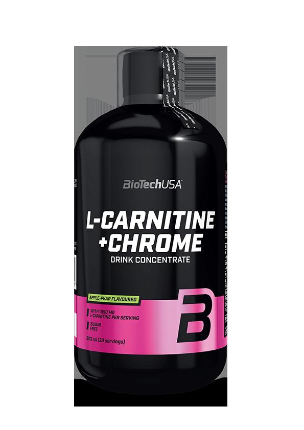 L-Carnitine + Chrome BioTech USA