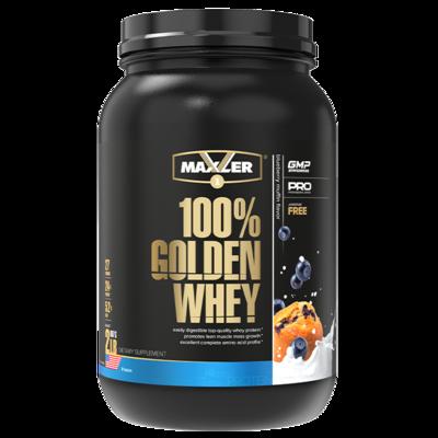 Golden Whey Maxler