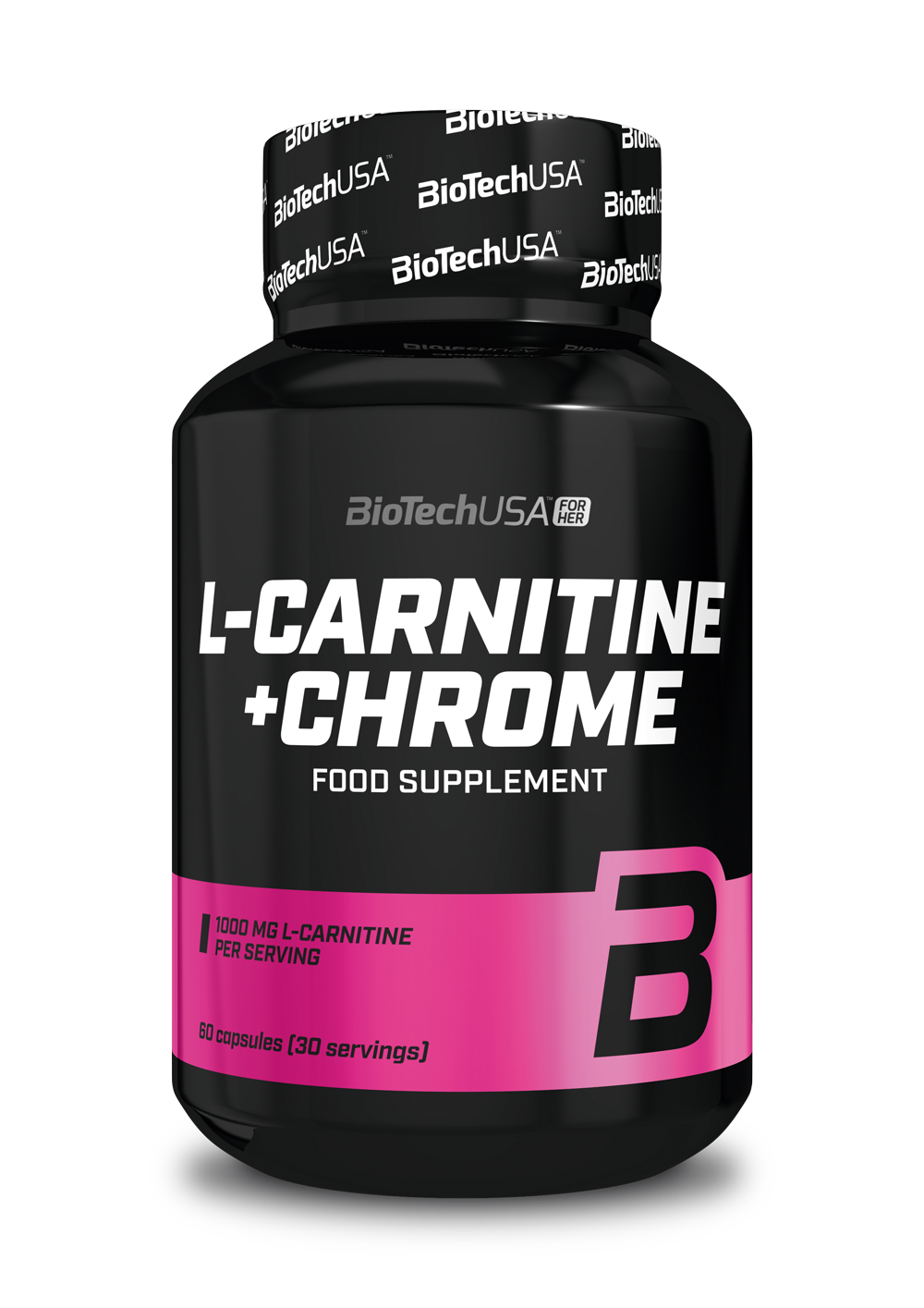 L-Carnitine + Crome BioTech USA