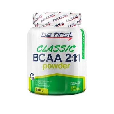 BCAA 2:1:1 Classic Powder Be First