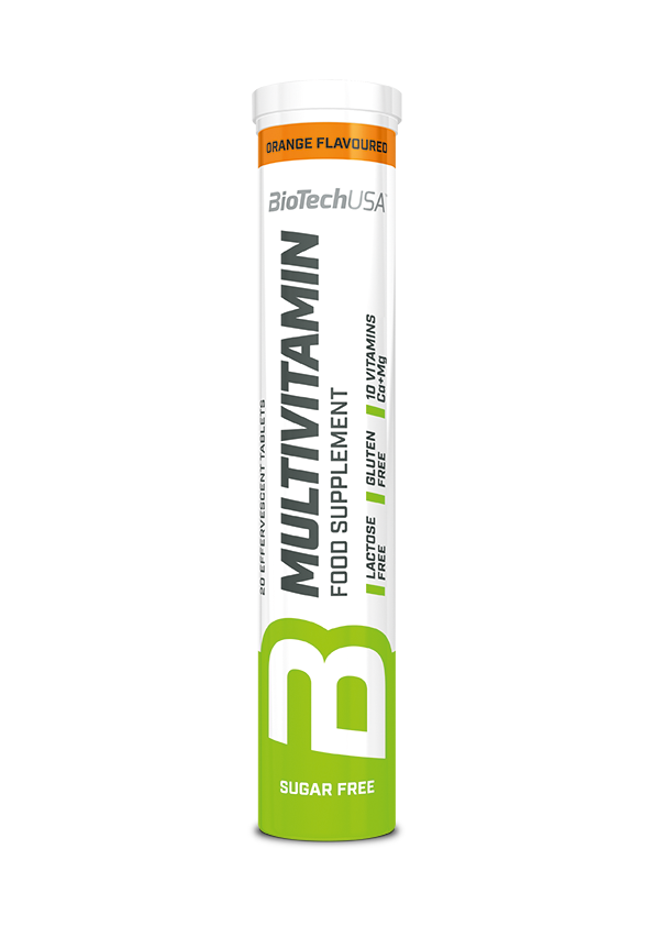 Multivitamin effervescent BioTech USA