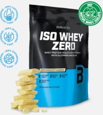 Iso Whey Zero Biotech USA