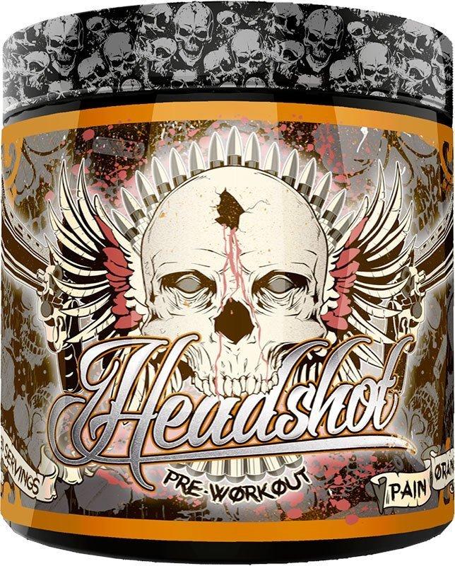 Headshot Firebox Nutrition