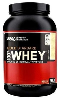 100% Whey Gold Standard Optimum Nutrition
