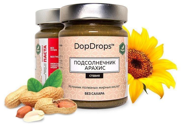 Подсолнечник Арахис (протеиновая) DopDrops