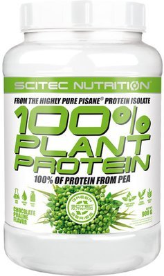 100% Plant Protein Scitec Nutrition