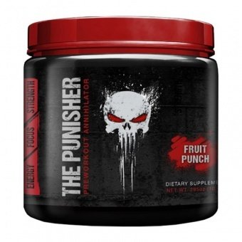 The Punisher Sculptor Nutrition
