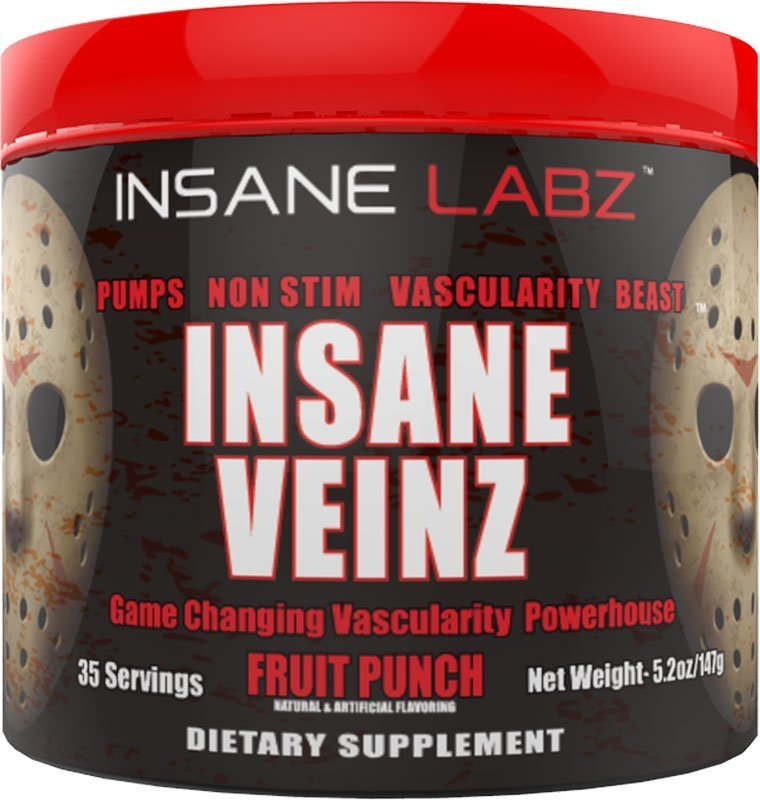 Insane Veinz Insane Labz