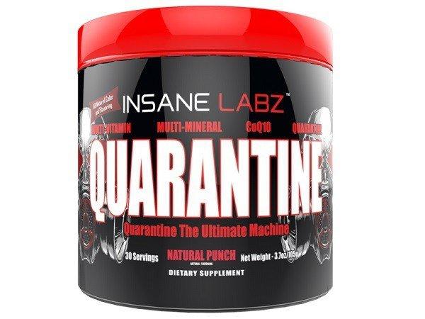 Quarantine Insane Labz