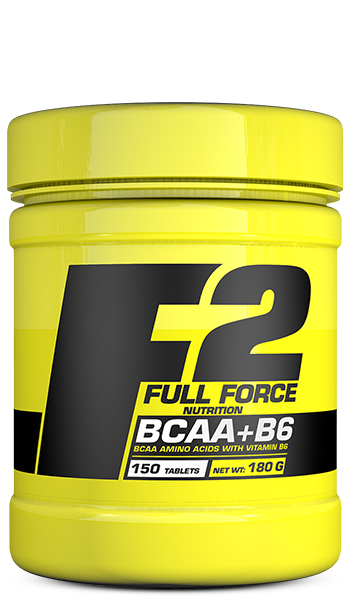 BCAA+B6 F2 Full Force Nutrition