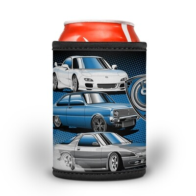 2019 Rotary Revival Stubby Cooler