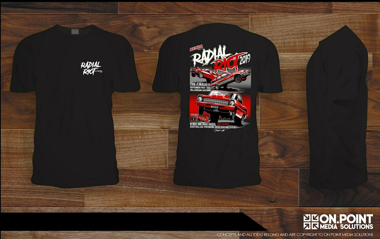 2019 Radial Riot T-Shirt