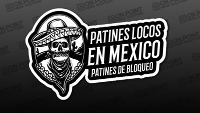 Patines Loco Sticker