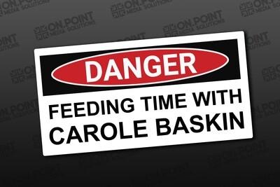 Feeding Time With Carole Baskin
