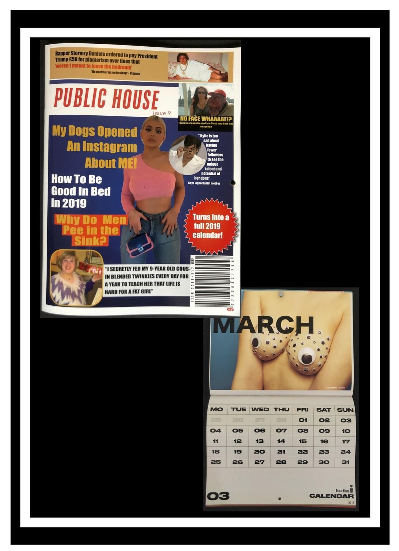 Issue 9 | Tabloid & Calendar